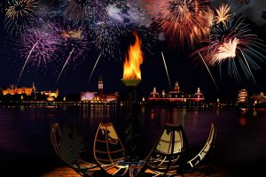 Shows da Disney em Orlando: IllumiNations