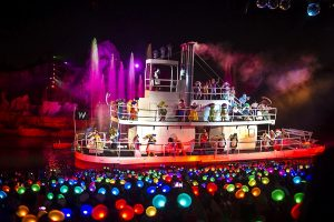 Shows da Disney em Orlando: Fantasmic