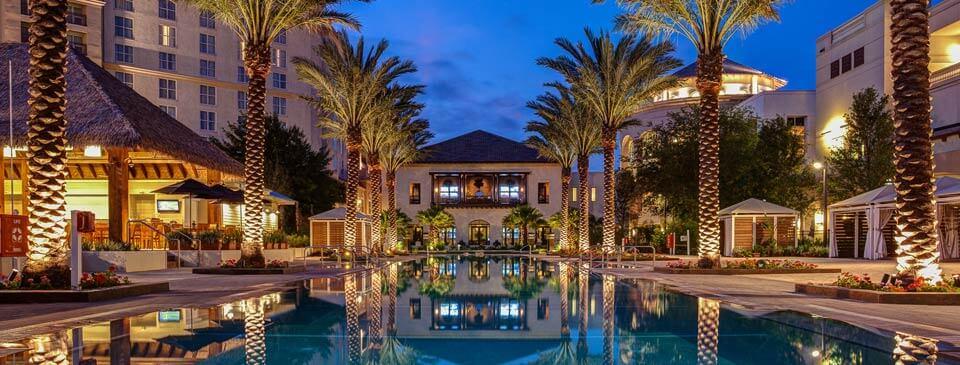 7 hotéis de luxo em Orlando: Gaylord Palms Resort