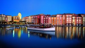 7 hotéis de luxo em Orlando: Hotel Loews Portofino Bay naUniversal Orlando