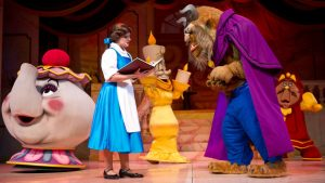 Shows da Disney em Orlando: Beauty and the Beast Live On Stage