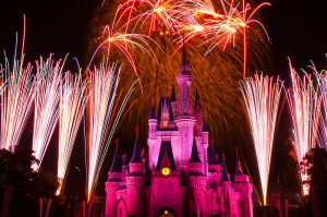 Shows da Disney em Orlando: Happily Ever After