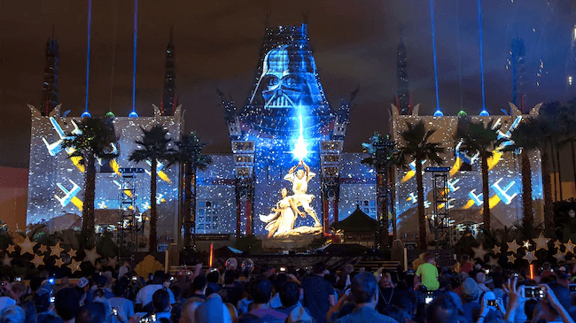 Shows da Disney em Orlando: Star Wars: A Galactic Spectacular