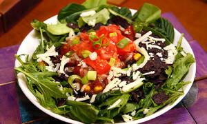 7 dicas para comer e beber em Orlando: prato vegetariano