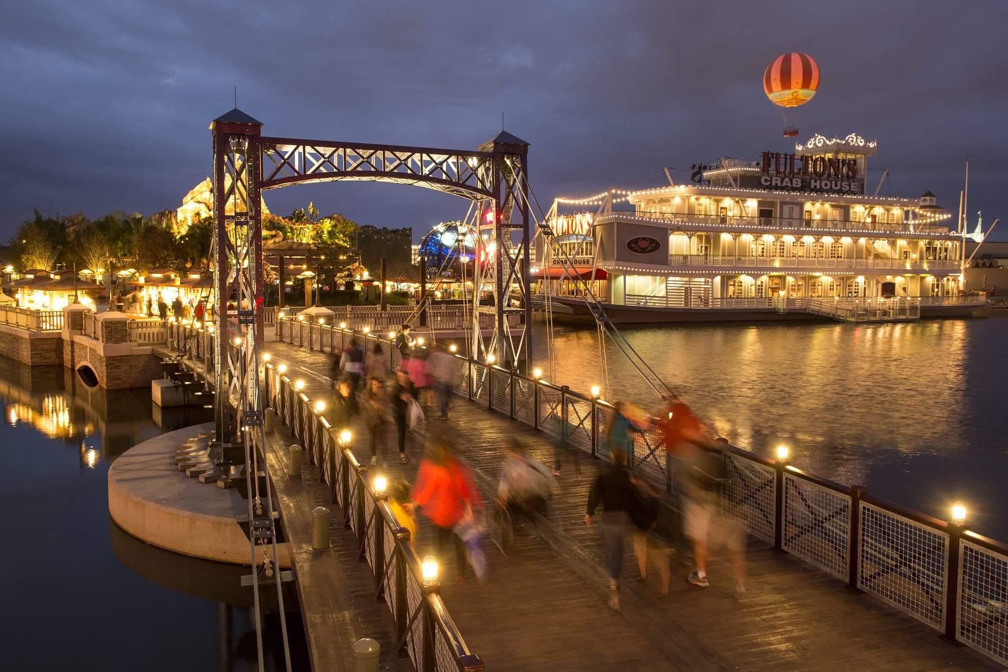 O que fazer à noite em Orlando: Disney Springs