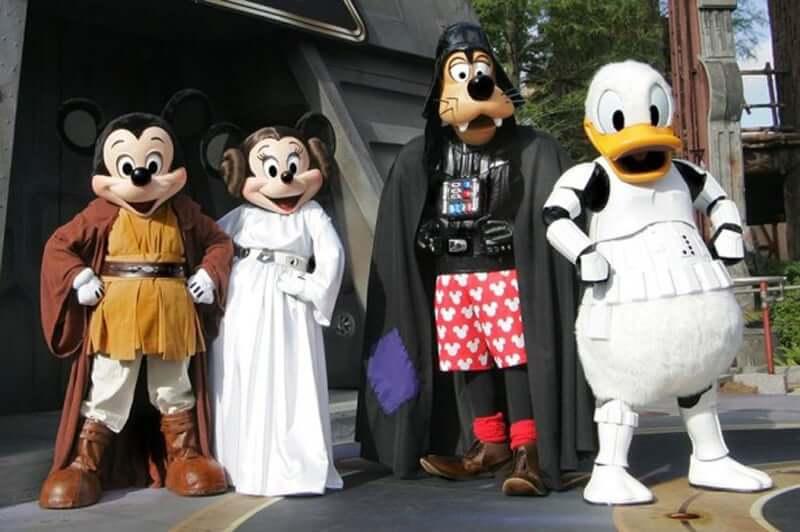 Star Wars Weekend na Disney Orlando 1
