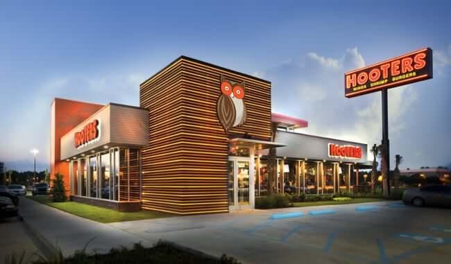 Restaurantes Hooters em Orlando 6