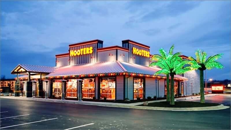 Restaurantes Hooters em Orlando 5