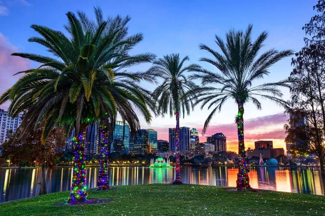 Orlando em setembro
