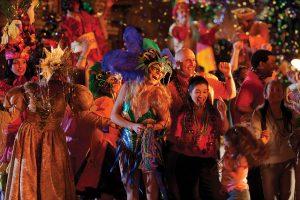 Mardi Gras no Universal Studios Orlando