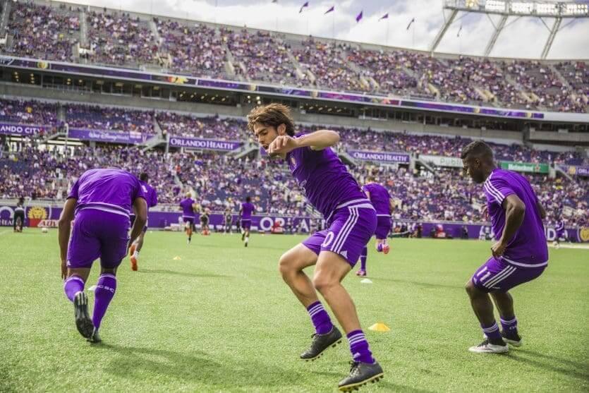 Assistir um jogo de futebol do Orlando City 3