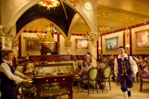 Restaurante Be Our Guest