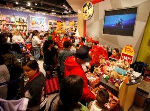 Orlando e Disney no mês de novembro: Black Friday