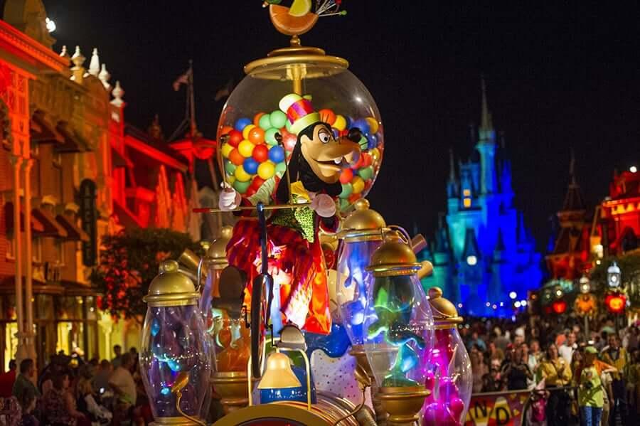 Halloween nos Parques da Disney Orlando 4
