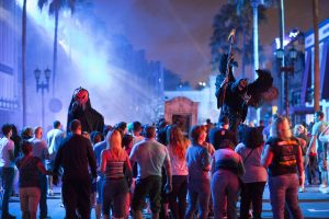 Halloween da Universal Orlando