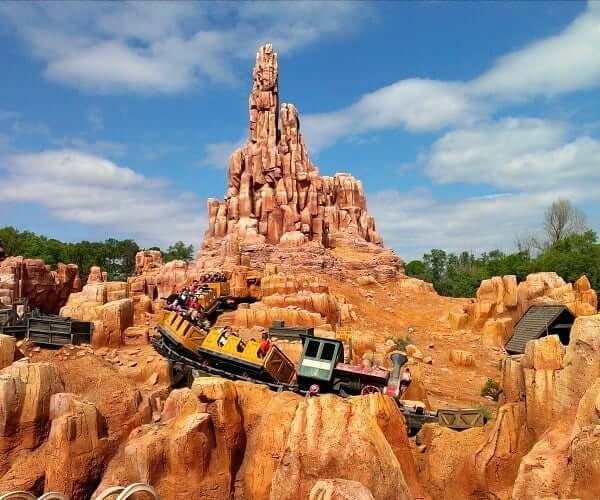 7 atrações e brinquedos do Parque Disney Magic Kingdom Orlando 2