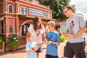 International Food and Wine Festival no Disney Epcot Orlando: Patagonia (Patagônia)