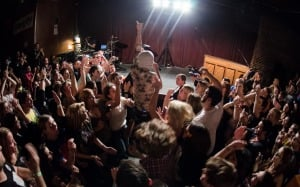 Balada The Social em Orlando: pista de dança