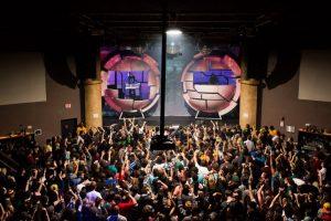 Balada The Beacham em Orlando: pista de dança