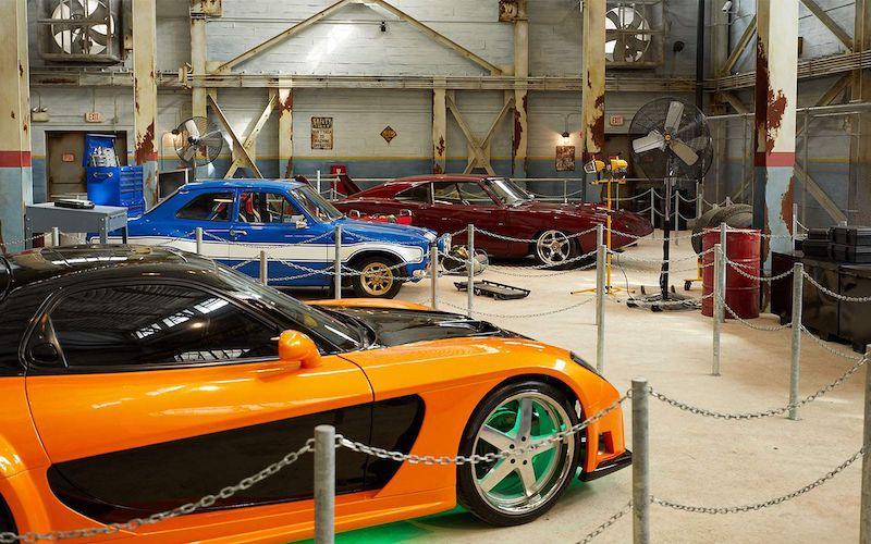 Fast & Furious – Supercharged no parque Universal Studios em Orlando
