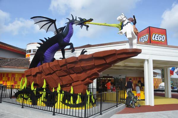 7 locais de comprasno Walt Disney World Orlando