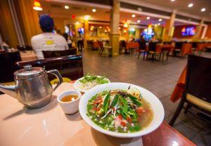 7 restaurantes e cafés emDowntown Orlando: Restaurante e Café Little Saigon