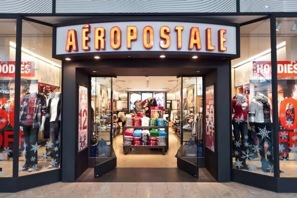 Lojas Aéropostale em Orlando 2