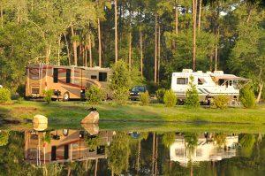 Lugares para se hospedar perto da natureza em Orlando: Disney's Fort Wilderness Resort & Campground