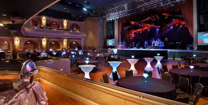 7 bares, baladas e diversão na International Drive Orlando: bar Hard Rock Live