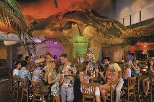 7 bares, baladas e diversão na International Drive Orlando: bar Jimmy Buffett's Maragaritaville