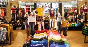 Lojas Aéropostale em Orlando: roupas