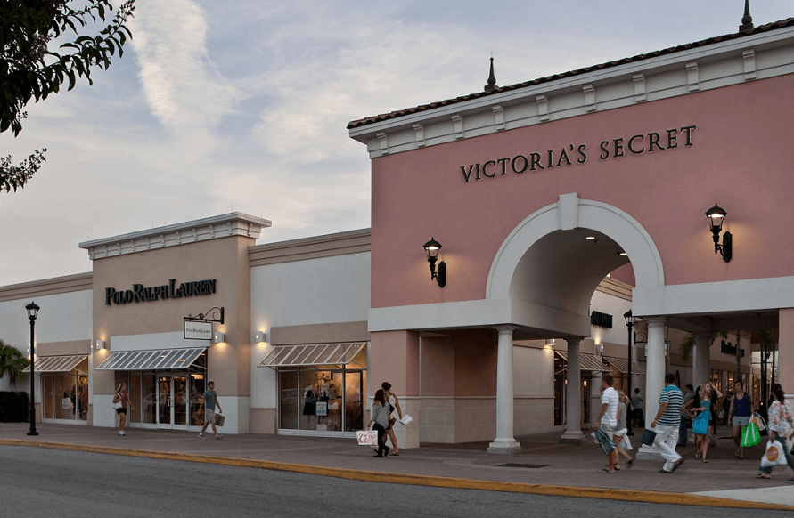 Premium Outlets International Drive em Orlando
