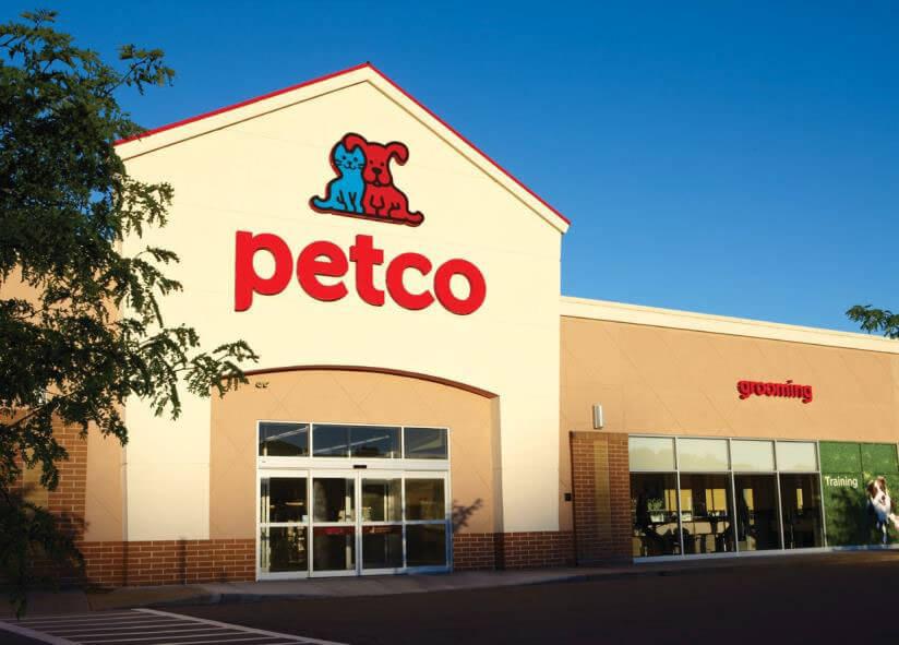 Petshop Petco em Orlando 2