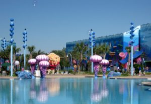 Hotel Disney Art of Animation Orlando: piscina