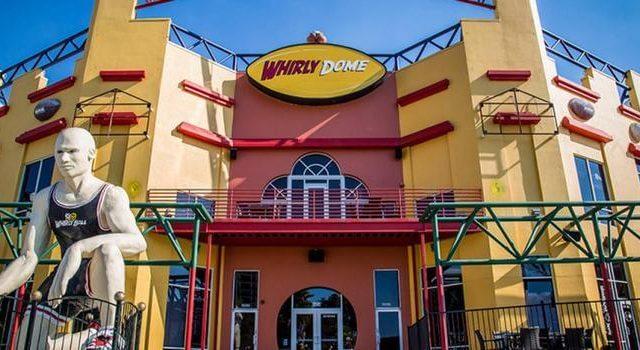 Whirly Dome em Orlando