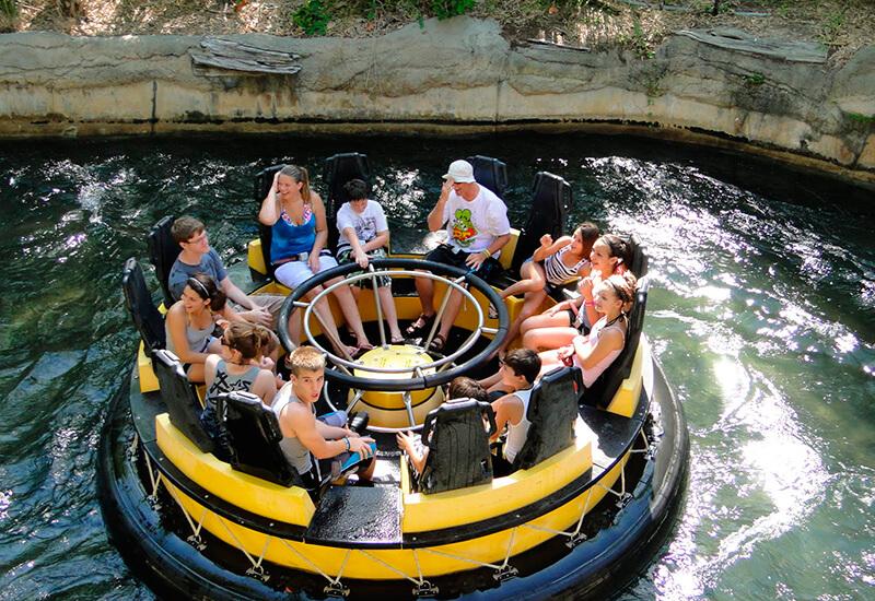 Como evitar filas nas principais atrações do Busch Gardens Tampa: Congo River Rapids