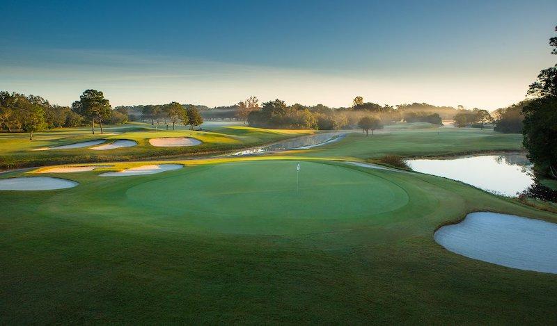 7 campos de golfe em Orlando: Disney's Magnolia