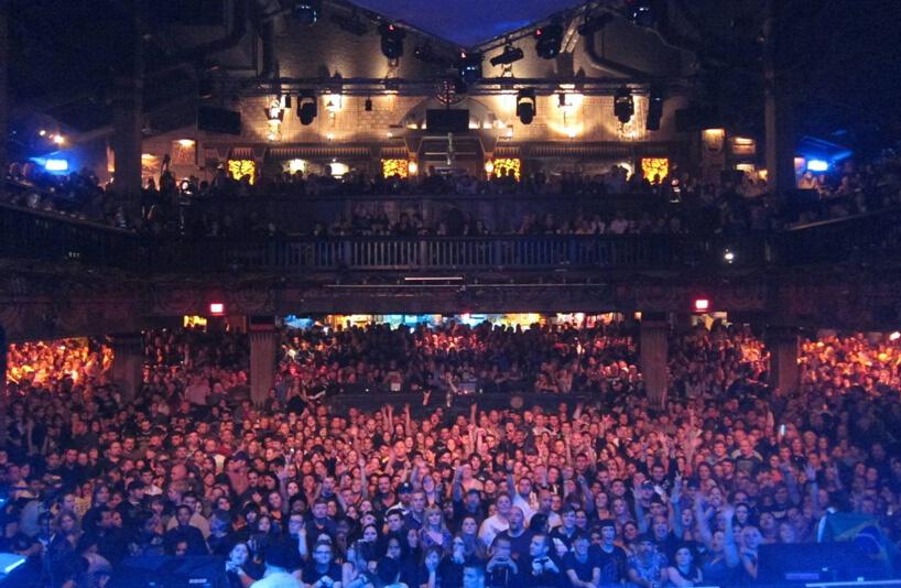 7 shows de música ao vivo em Orlando: House of Blues Restaurant & Bar
