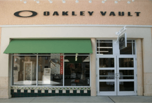 Lojas da Oakley em Orlando