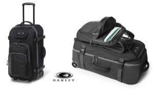 Lojas da Oakley em Orlando: malas