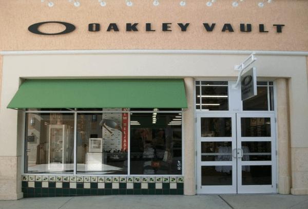 Loja Oakley em Orlando