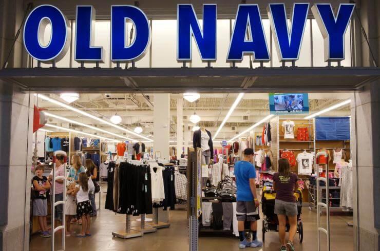 Lojas Old Navy em Orlando