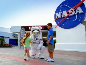 NASA Kennedy Space Center em Orlando