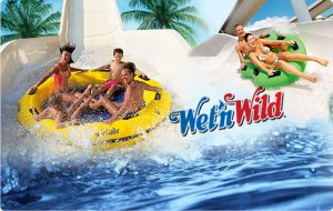 Ingressos e Combos do Wet 'n Wild em Orlando: parque aquático