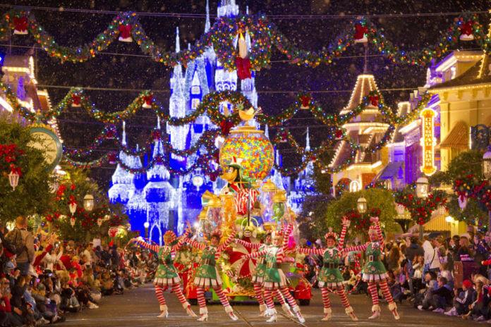Ação de Graças na Disney