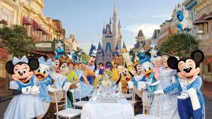 Feriados de 2017 em Orlando: Disney Magic Kingdom