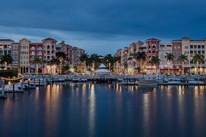 Naples na Flórida: cidade