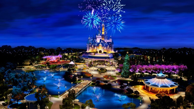 Show no Magic Kingdom da Disney Orlando