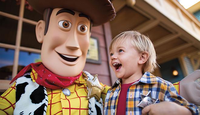 Vale a pena viajar com crianças muito pequenas para Orlando?