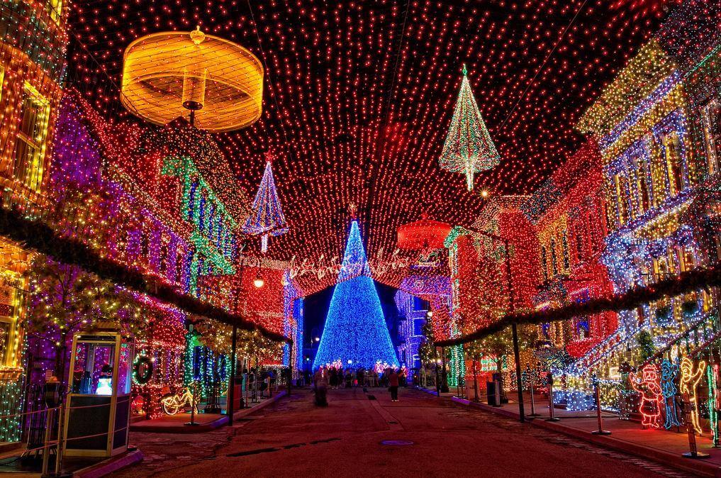 Orlando e Disney no mês de novembro